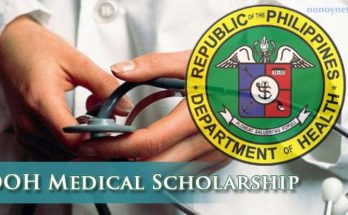 DOH medical scholarship