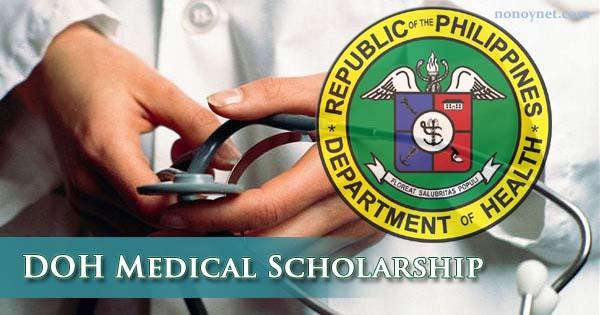 DOH medical scholarship