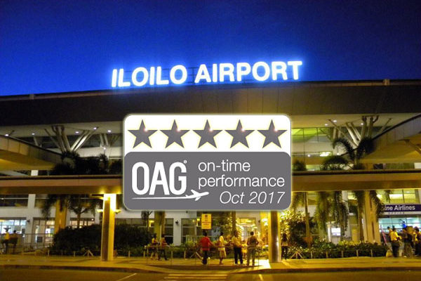 iloilo airport star rating