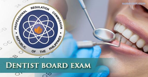 dentist board exam