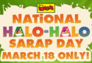 mang inasal halo halo day