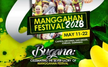 guimaras manggahan festival 2018