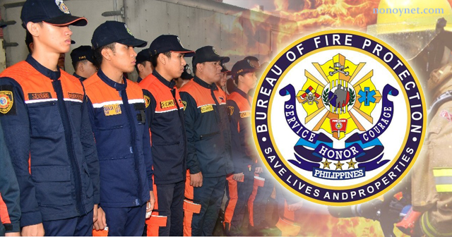 bfp firefighters